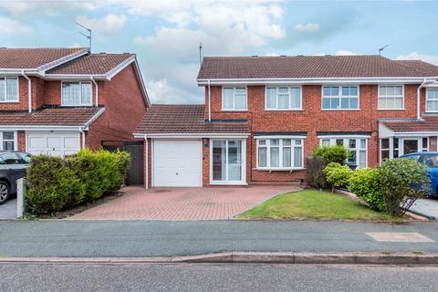 3 bedroom semi-detached house for sale - Ainsworth Road, Fordhouses, Wolverhampton, West Midlands, WV10