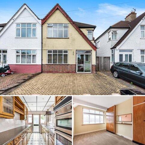 3 bedroom semi-detached house for sale - Kent Road West Wickham BR4