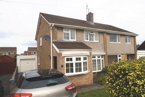 3 bedroom semi-detached house for sale - Glan y Llyn, North Cornelly, Bridgend CF33