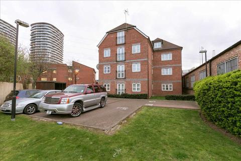 1 bedroom apartment for sale - Ardennes House, 118 Victoria Dock Road, London