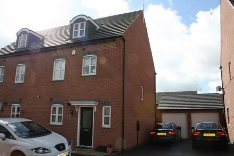 4 bedroom semi-detached house to rent - Dragoon Road, Coventry, CV3