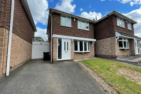 3 bedroom detached house for sale - Dreadnought Road, Brierley Hill, DY5 4TG
