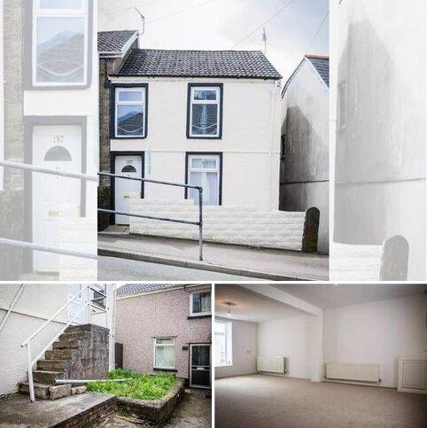 3 bedroom end of terrace house for sale - Gilfach Cynon Road, Twynrhodyn, Merthyr Tydfil CF47