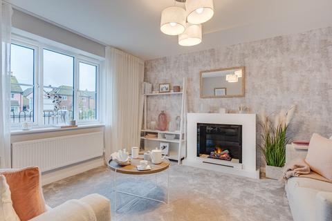 3 bedroom end of terrace house for sale - Plot 180, The Linton at Otterham Park, Otterham Quay Lane ME8