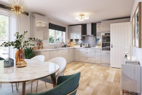 4 bedroom detached house for sale - The Lydford - Plot 377 at Marston Grange, Beaconside, Marston Gate ST16