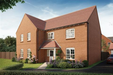 5 bedroom detached house for sale - Plot 143, The Swithland at Stoughton Park, Gartree Road, Oadby LE2