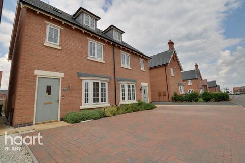 3 bedroom semi-detached house for sale - Irvine Crescent, Leicester