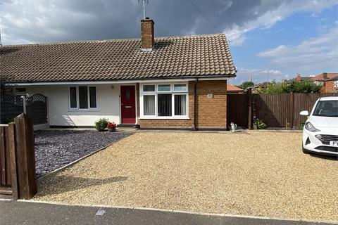 2 bedroom semi-detached bungalow for sale - Shelley Close, Balderton, Newark, Nottinghamshire.