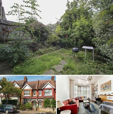 4 bedroom semi-detached house to rent - Trinity Rise, Herne Hill, SW2