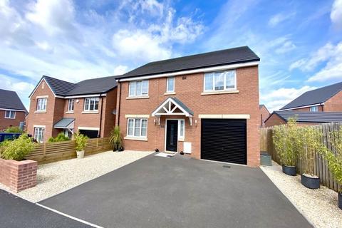 5 bedroom detached house for sale - 4 Gelli Goch, Coity, Bridgend, CF35 6AW