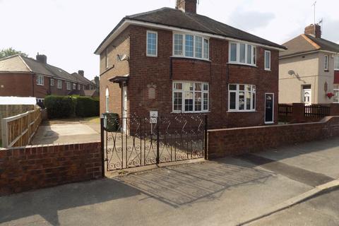 3 bedroom semi-detached house to rent - 3 Sunnybank, Worksop