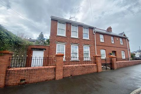 6 bedroom semi-detached house for sale - Park Crescent, Abergavenny