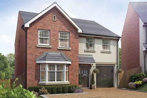 4 bedroom detached house for sale - The Haddenham - Plot 70 at Willowburn Park, Taylor Drive NE66