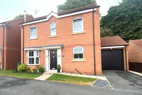 4 bedroom detached house for sale - Woodland Court, Driffield