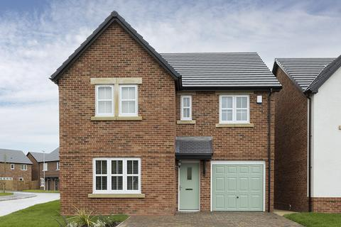 4 bedroom detached house for sale - Plot 98, Sanderson at D'Urton Manor, Eastway,  Preston PR2