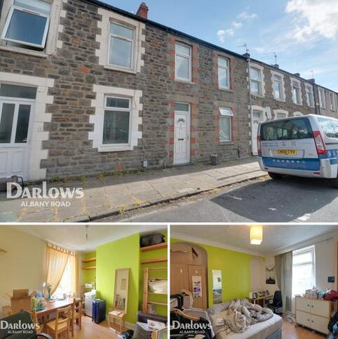 4 bedroom terraced house for sale - Minister Street, Cardiff