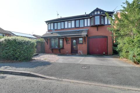 4 bedroom detached house for sale - Blakemere Way, Sandbach, CW11