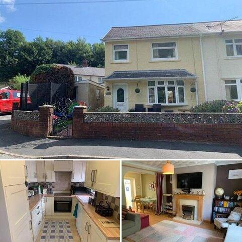 3 bedroom semi-detached house for sale - Heol Giedd, Cwmgiedd, Ystradgynlais, Swansea.
