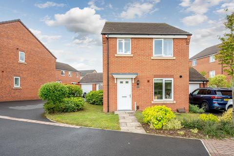 3 bedroom detached house for sale - Pullman Drive, Kingswinford, DY6 7BE