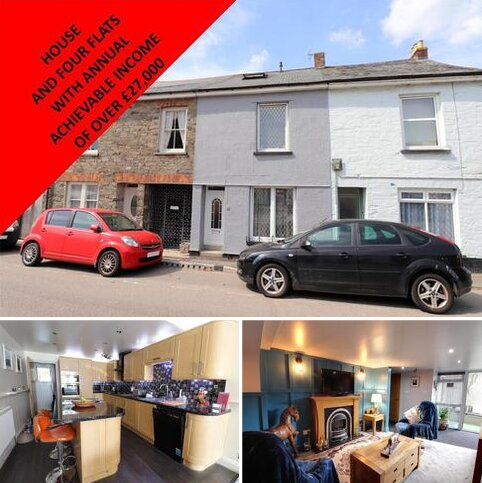 3 bedroom terraced house for sale - Higher Bore Street, Bodmin