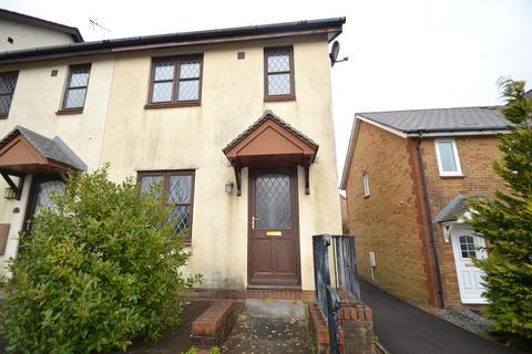 2 bedroom end of terrace house for sale - 44 Trem-Y-Dyffryn, Broadlands, Bridgend, Bridgend County Borough, CF31 5AP