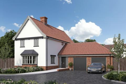 4 bedroom detached house for sale - Abbots Way, Botesdale