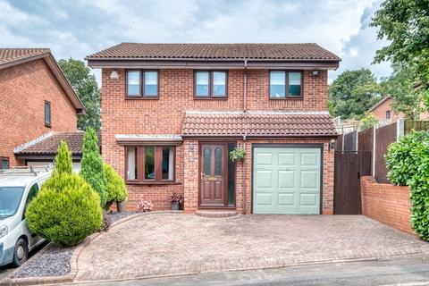 4 bedroom detached house for sale - Oakham Close, Oakenshaw South, Redditch B98 7YG