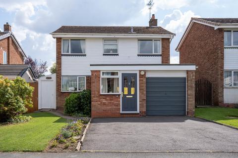 4 bedroom detached house for sale - Poplar Drive, Barnt Green, B45 8NQ