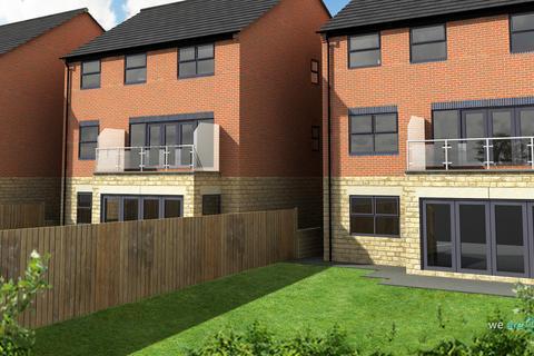 5 bedroom detached house for sale - Plot 2 Manor Rise, Manor Road, Kiveton Park Station, S26 6PB