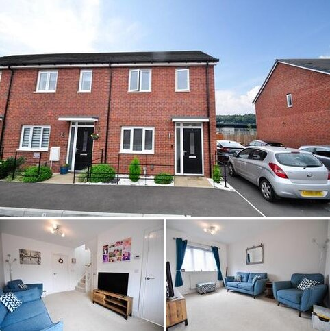 2 bedroom end of terrace house for sale - Motherwell Court, Newport