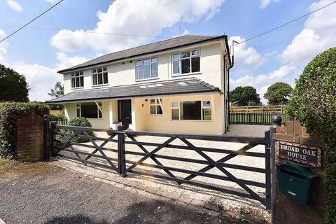 4 bedroom detached house for sale - Broad Oak Lane, Mobberley