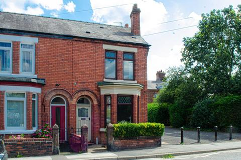 4 bedroom end of terrace house for sale - Moss Road, Northwich, CW8