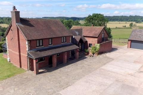 4 bedroom detached house for sale - Winghouse Lane, Tittensor,