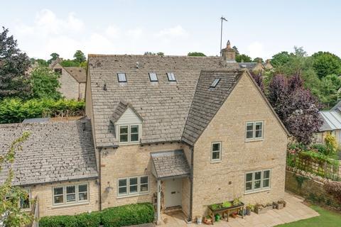 5 bedroom link detached house for sale - West End, Kingham, Chipping Norton, Oxfordshire