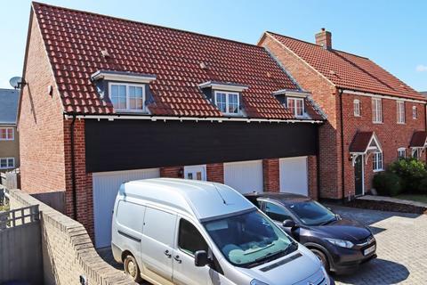 2 bedroom coach house for sale - Pople Drive, Alconbury Weald, Huntingdon.