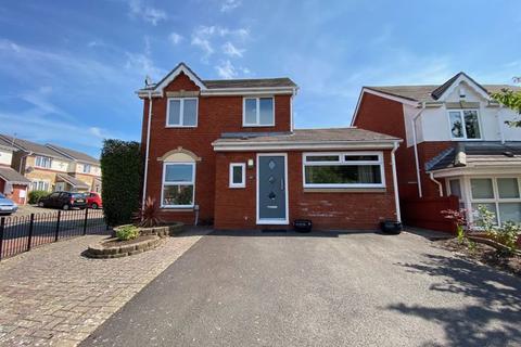 4 bedroom detached house for sale - Rhodfa Sweldon, Barry