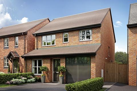 3 bedroom detached house for sale - The Aldenham - Plot 144 at Burleyfields, Martin Drive ST16
