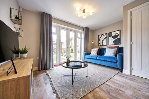 2 bedroom end of terrace house for sale - The Beckford - Plot 194 at Burleyfields, Martin Drive ST16