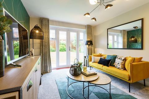 3 bedroom detached house for sale - The Aldenham - Plot 143 at Burleyfields, Martin Drive ST16