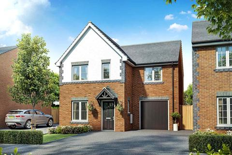 3 bedroom detached house for sale - The Amersham - Plot 67 at Soapstones, Steatite Way DY13