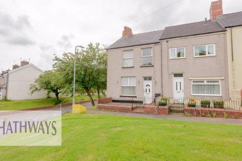 2 bedroom end of terrace house for sale - Llantarnam Close, Old Cwmbran, Cwmbran