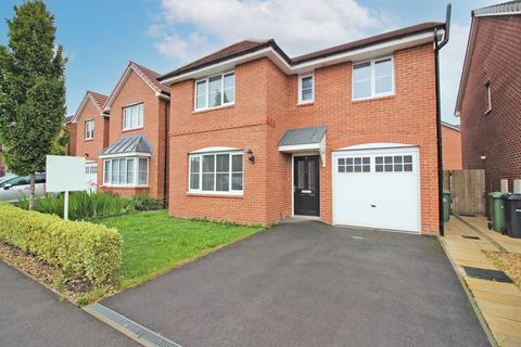 4 bedroom detached house for sale - William Higgins Close, Alsager, Cheshire