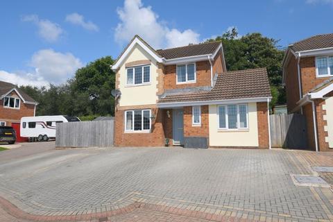 4 bedroom detached house for sale - Juno Drive, Lydney