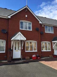 2 bedroom terraced house to rent - Ranelagh Terrace, Leamington spa CV31 3BS