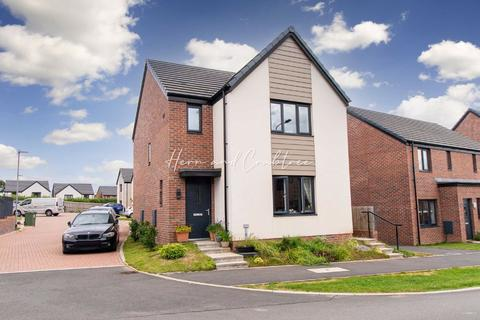 3 bedroom detached house for sale - Mortimer Avenue, Old St. Mellons, Cardiff