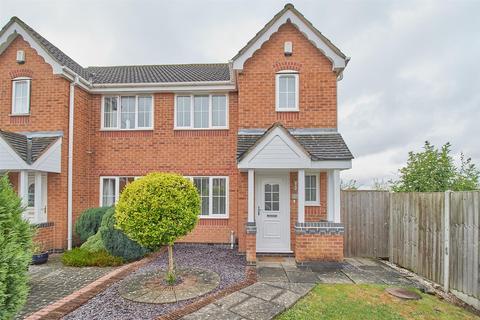 3 bedroom semi-detached house for sale - Cadeby Close, Hinckley