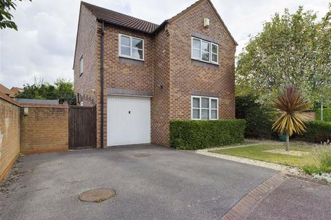 4 bedroom detached house for sale - Eldersfield Close, Quedgeley