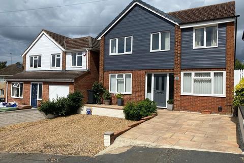 4 bedroom detached house for sale - Barker Road, Earls Barton, Northamptonshire, NN6