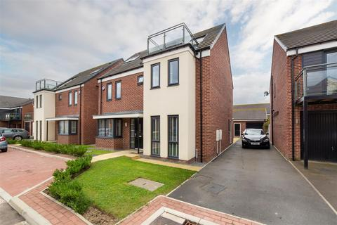 5 bedroom detached house for sale - Birchwood Chase, Great Park, Newcastle Upon Tyne