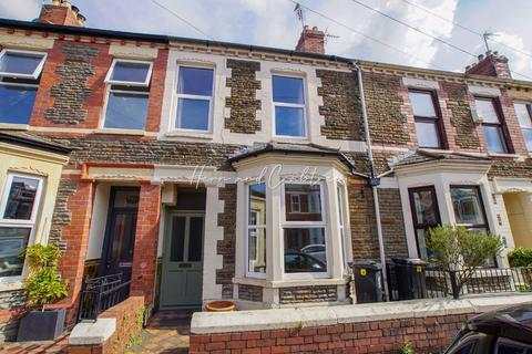3 bedroom terraced house for sale - Meadow Street, Cardiff